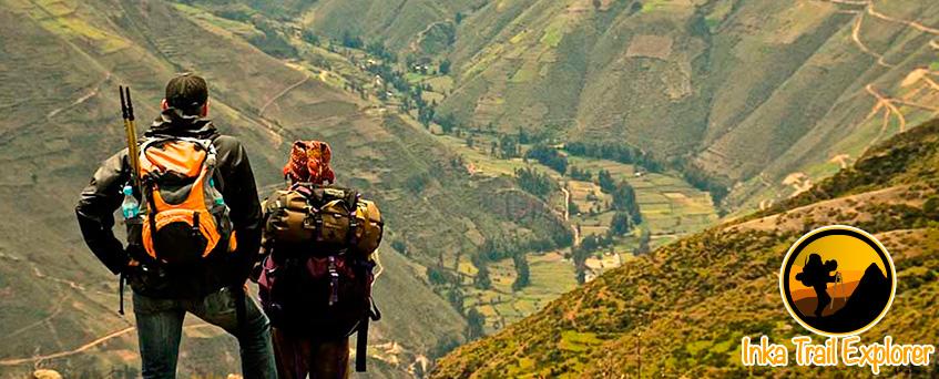 Huchuy Qosqo trek to Machupicchu