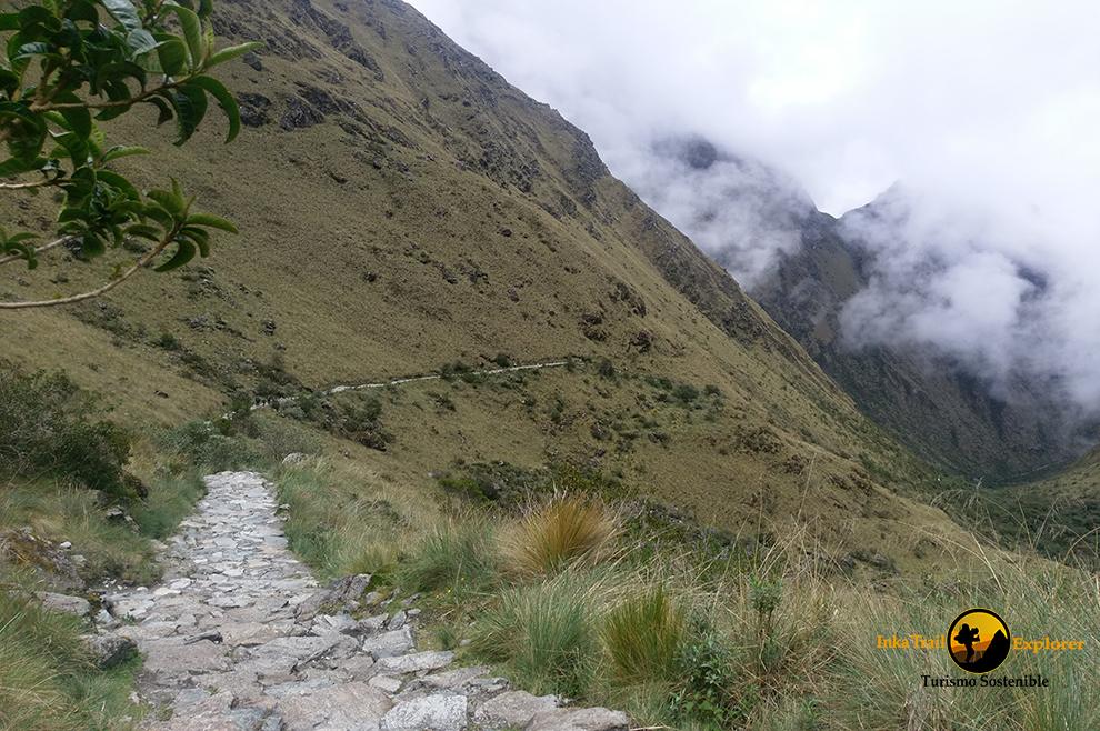 short inca trail trek