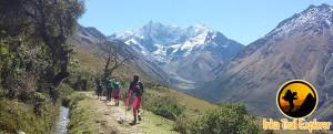 Salkantay Trek to Machupicchu