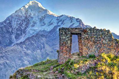 Soqma Trek to Machu Picchu